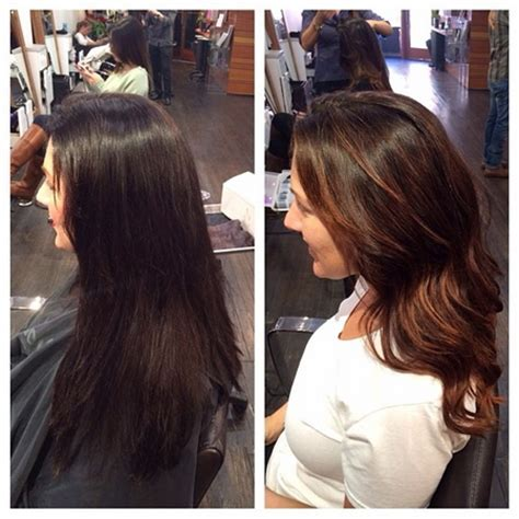 difference between partial and full highlights balayage vs full highlights