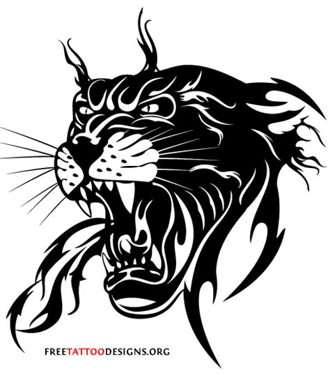 tribal panther tattoo meaning panther tattoos free ideas