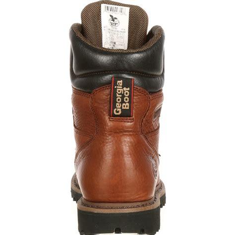 comfortable metatarsal boots georgia internal metatarsal cc steel toe work boot g8315