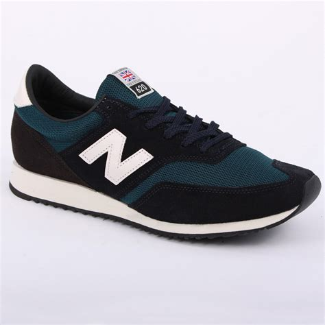 Rasio Mesh Sneakers Navy new balance 620 made in uk m620knw mens suede mesh laced trainers navy blue