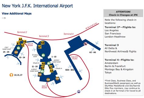 jfk terminal 4 map image gallery jfk terminal 4 map