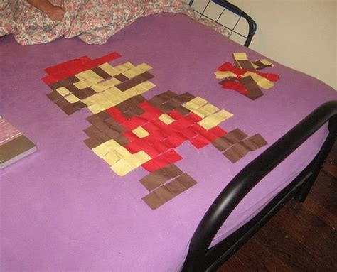 How To Make A Patchwork Quilt Step By Step - mario quilt block 183 how to make a patchwork quilt