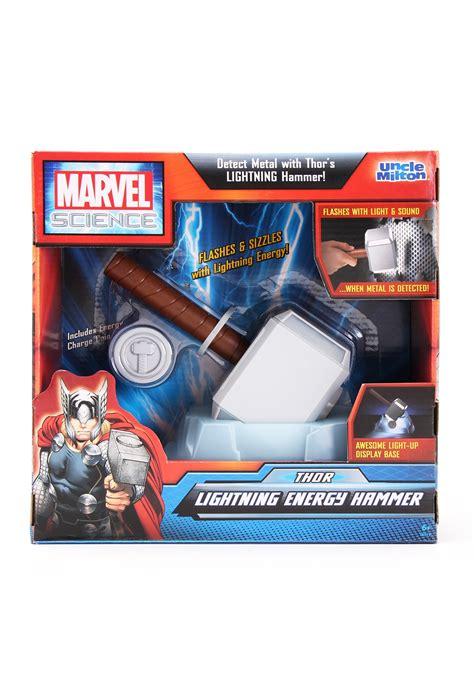 thor lighting energy hammer