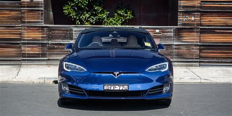 review tesla model s 2017 tesla model s 75d review caradvice