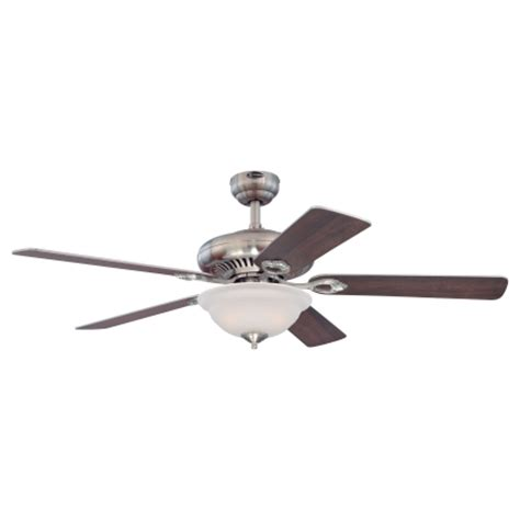 ace hardware ceiling fans westinghouse 52 quot nickel fairview ceiling fan 7840048