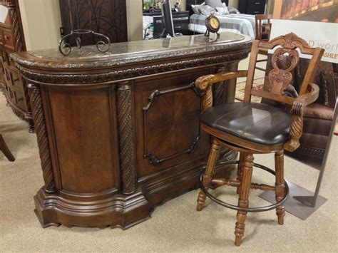 north shore 3 piece bar set at ashley furniture in