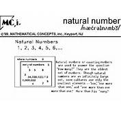 """"""" For All The Numbers −2 −1 0 1 2 See Integer"""
