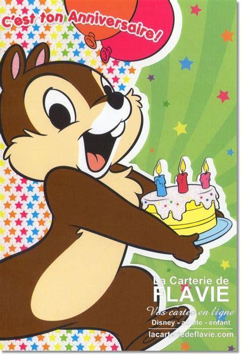 carte anniversaire walt disney nanaryuliaortega blog