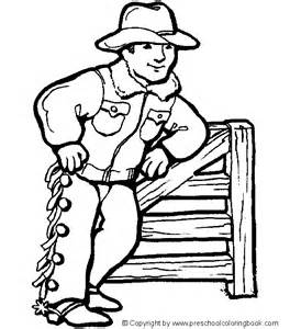 western coloring pages www preschoolcoloringbook western coloring page