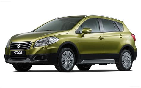 Suzuki Car 2014 Suzuki Sx4 Crossover 2014 Widescreen Car Pictures