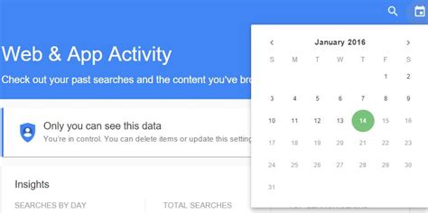 Can See Your Search History Search History Data Time And Date Wise