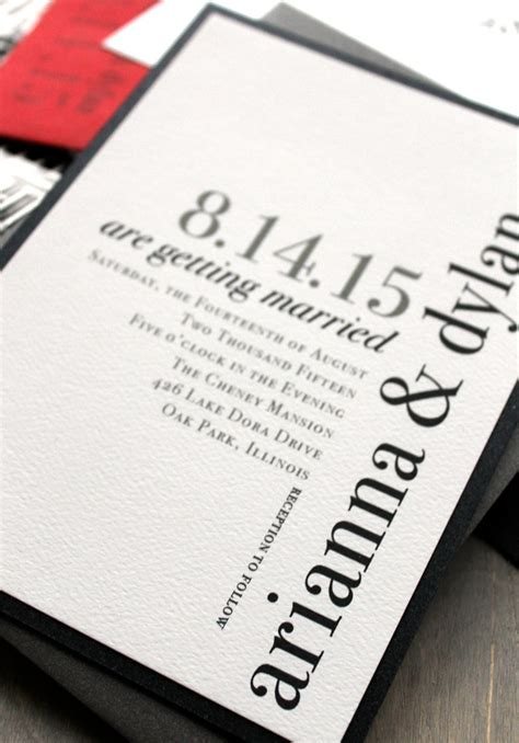 wedding invite inspiration simplistic wedding invitation inspiration the