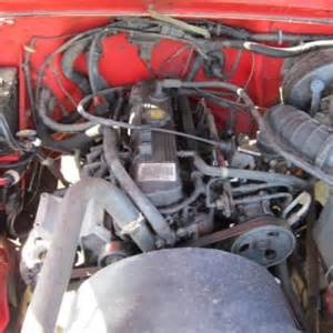 1988 Jeep Wrangler 4 2 Engine 1988 Jeep Wrangler Engine 88 4 2 L 258 L6 Gas