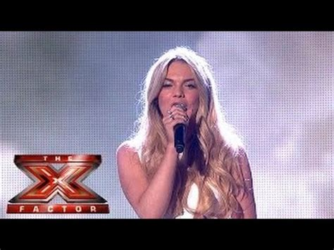 louisa johnson x factor 2015 louisa johnson covers i believe i can fly the final