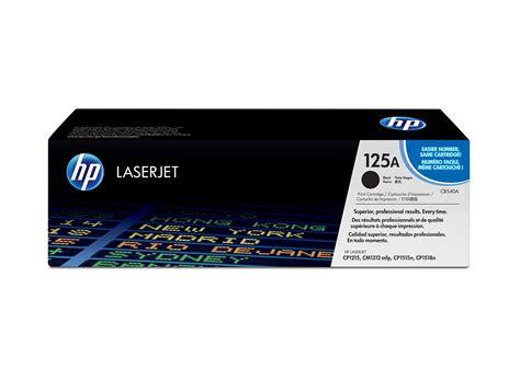Toner Laserjet Hp 125a Hp 125a Black Laserjet Toner Cartridge Hp Store Uk