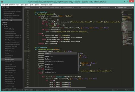 sublime themes editor sublime text editor customization