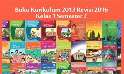 Buku Tematik Kurikulum 2013 Revisi 2014 Kelas 1 Tema 1 Diriku buku kurikulum 2013 kelas 1 revisi tahun 2016 2017 semester 2 inspirasi guru