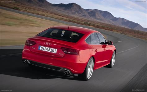 Audi A5 2010 by 2010 Audi A5 Sportback Widescreen Car Image 22 Of