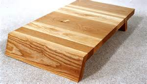 Wood Furniture Design Table Solid Oak And Ash Wood Low Table Design Of Bandwidth