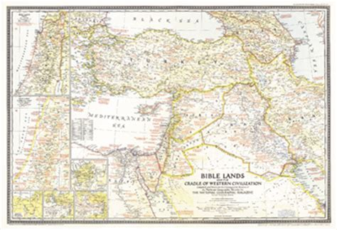 middle east map national geographic national geographic historical maps middle east wall