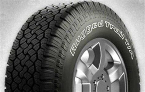 what does rugged terrain course sportsman class dot tire rugged trail