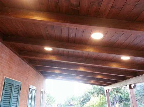 illuminazione per gazebo in legno illuminazione pergolati legno ispirazione interior