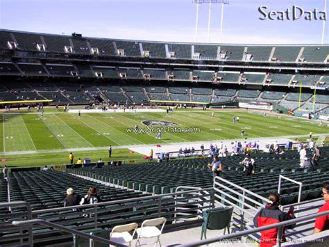 section 8 in alameda county oakland coliseum section 246 oakland raiders