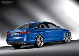 Audi R6 2010 Audi Rs6 Sedan Specs 2008 2009 2010 Autoevolution
