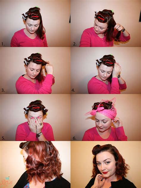 how to do puming hairs curl your hair pipes and tips on pinterest