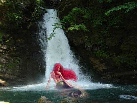 desktop mermaid wallpapers pixelstalknet
