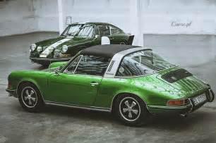 Green Porsche 911 Porsche 911 Targa Green Cars Motorcycles