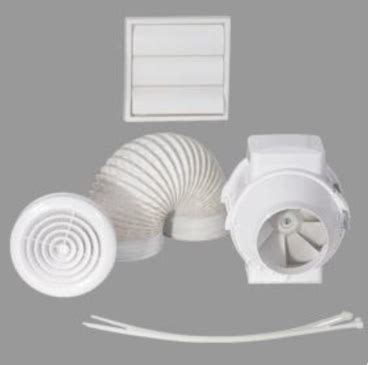 duct booster fan do they work airflow aventa in line mixed flow extractor fan kit 125mm
