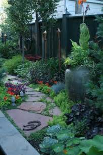 side yard landscaping garden ideas on gardens side yards and evergreen