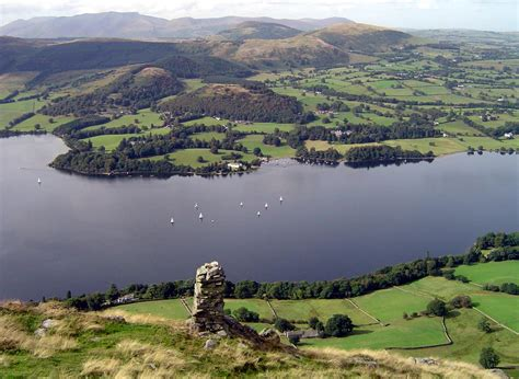 lake district hilly areas of the world lake district uk