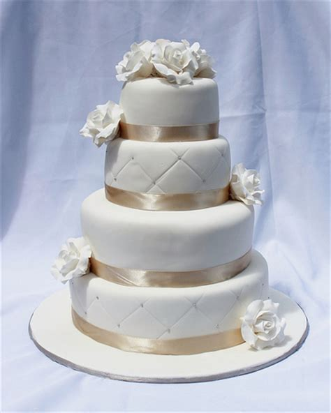 New Four Tier Wedding Cake 6805826774 A70ae1eb55 Z Jpg