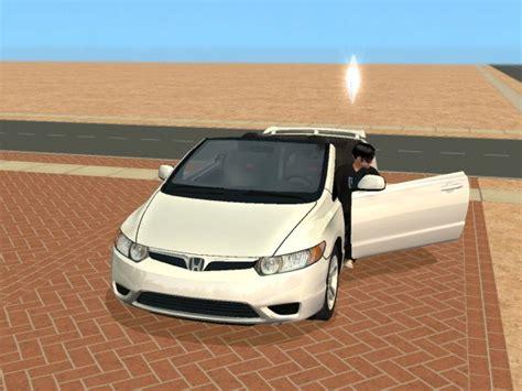Honda Civic Convertible by Honda Civic Coupe Convertible