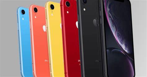 iphone xr el nuevo celular econ 243 mico de apple al bat tendencias
