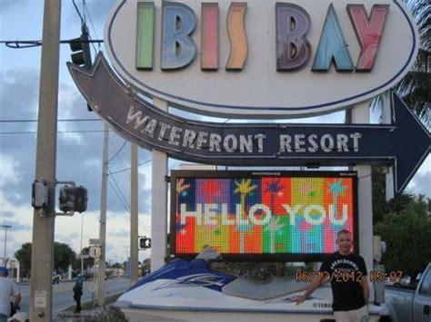 ibis bay resort map ibis bay resort key west florida reviews
