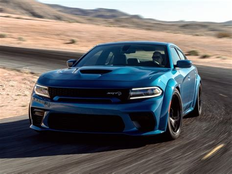 dodge charger srt hellcat widebody joins