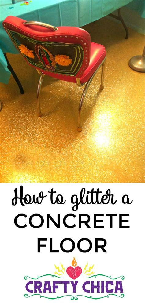 Garage Floor Paint With Sparkles 25 Best Ideas About Glitter Floor On Sparkly