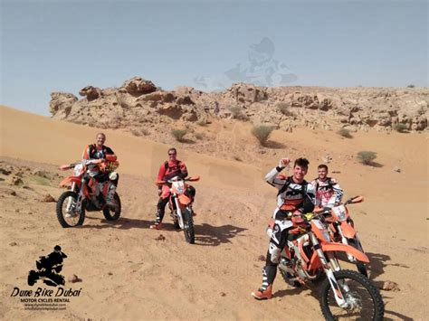 rent motocross bike ktm dirt bike tour motorcycles rental dubai