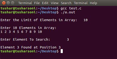 Worst Scenario Binary Search C Program For Binary Search Using Recursion Codingalpha