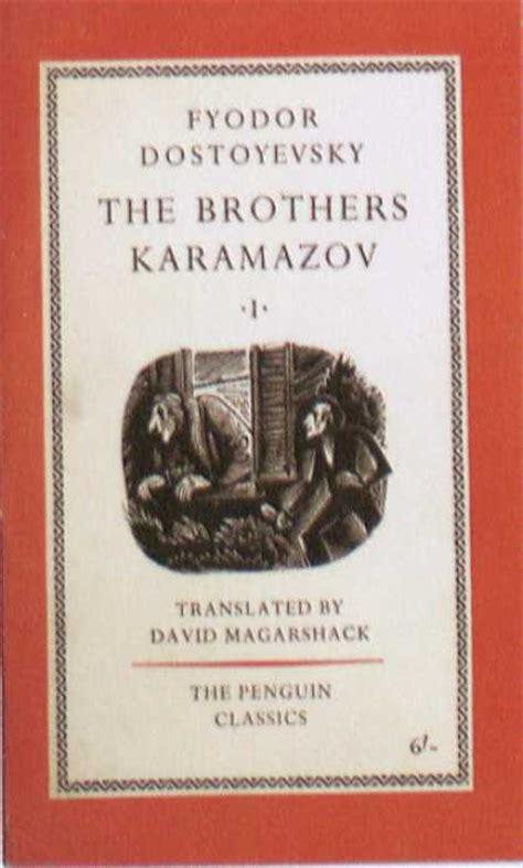 the brothers karamazov books penguin book covers