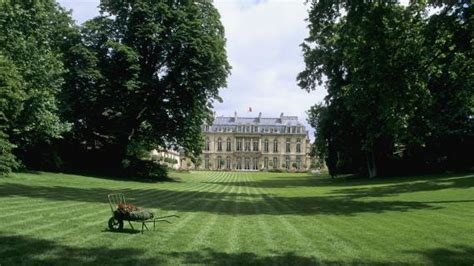 Visite Des Jardins De L Elysee