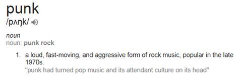 Punk Define Punk At Dictionarycom | rock roll sound barrier music