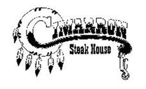 cimarron steak house cimarron steak house trademark of cimarron steak houses inc serial number 76297624