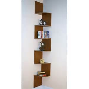 how to build a corner bookcase