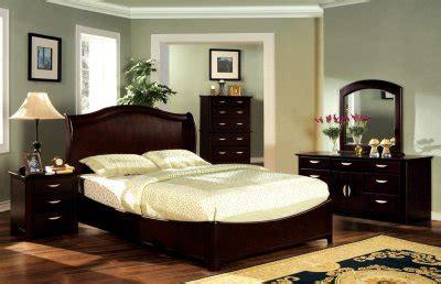 Bedroom Furniture Blackburn Cm7700 Blackburn Bedroom In Cherry W Optional Casegoods