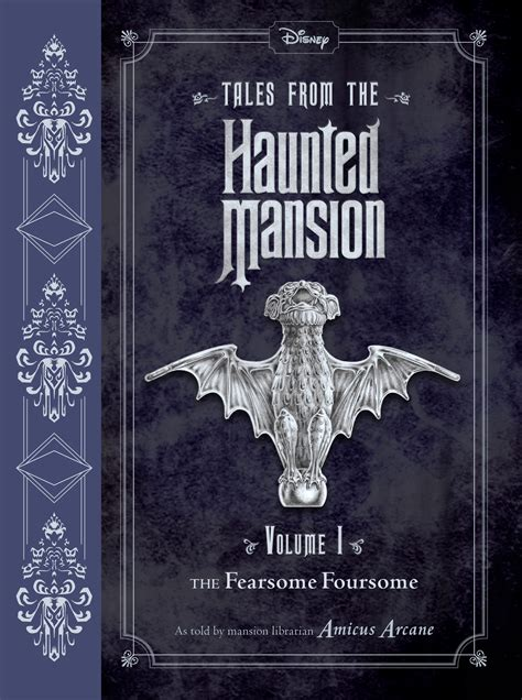 ghosts a haunted history books tales from the haunted mansion volume i disney books