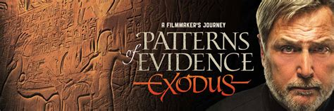 pattern of exodus review patterns of evidence exodus part four biblical